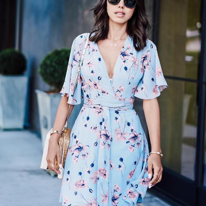 Божественно красиво: 30 идеальных моделей летнего платья 2018