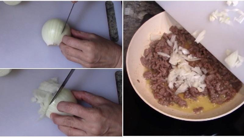 Запеканка с мясным фаршем - шикарный испанский рецепт