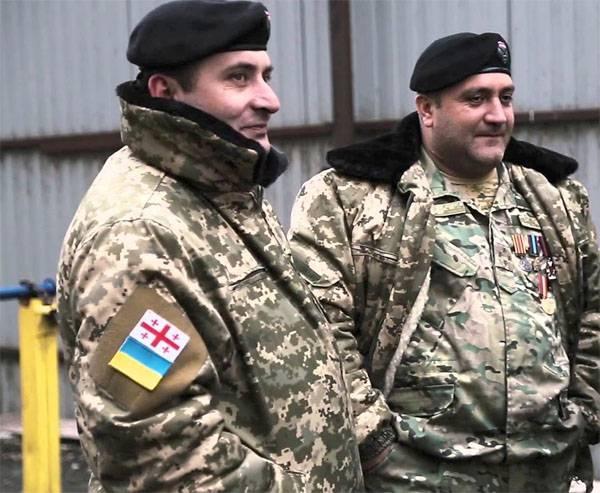 Грузинские наёмники расстреляли троих украинских солдат в районе Станицы Луганской