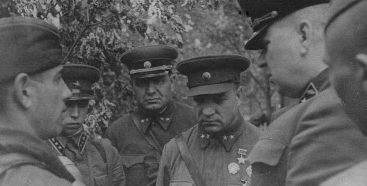 День «генеральской атаки»: советские генералы предпочли погибнуть в бою, чем сдаться