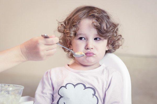 Если ваш ребенок плохо ест