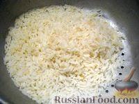 """Фото приготовления рецепта: Мясные """"Ежики"""" - шаг №2"""