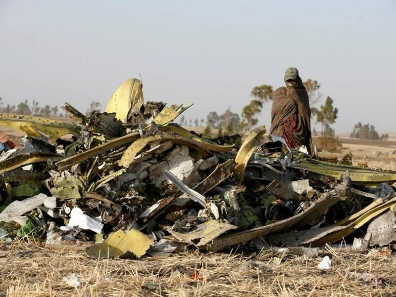 Между двумя авиакатастрофами Boeing 737 MAX 8 обнаружено сходство
