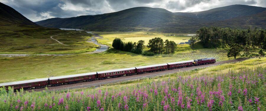 12 самых роскошных туристических VIP-поездов мира