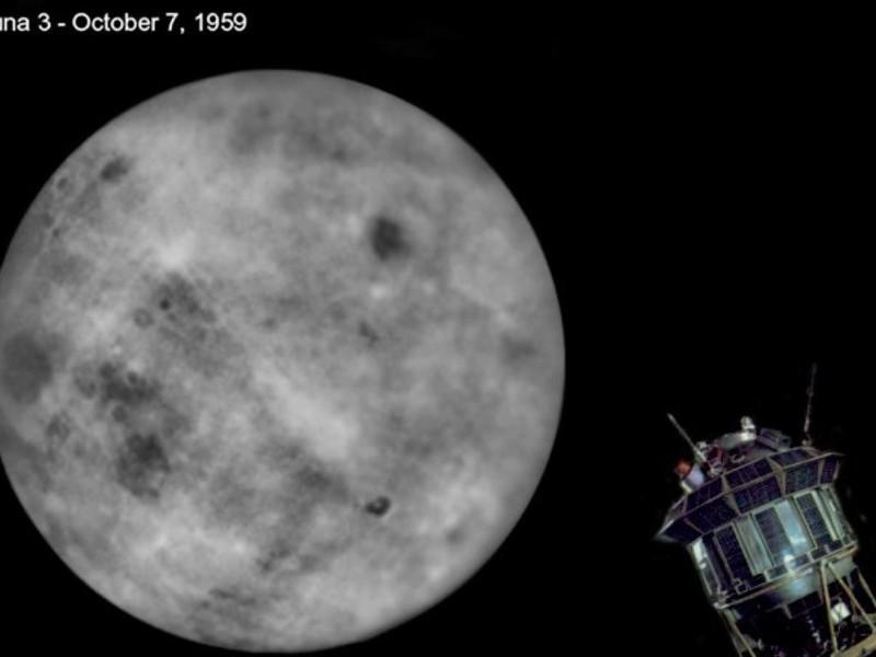Что скрывает обратная сторона луны? (10 фото)