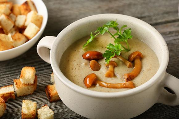 Грибные супы на любой вкус