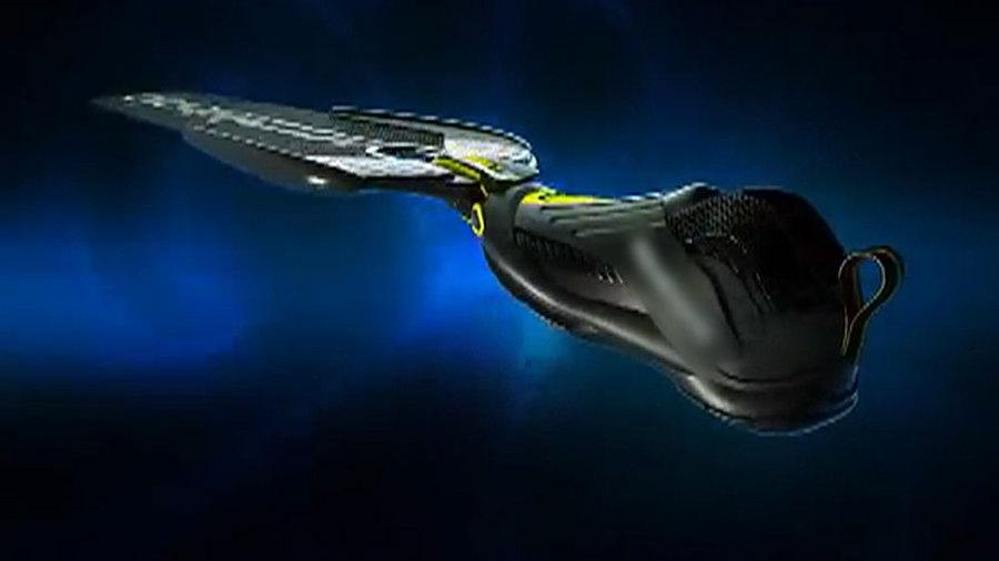 Ну и гаджеты: бионические ласты, роботизированный паук и подводный скутер