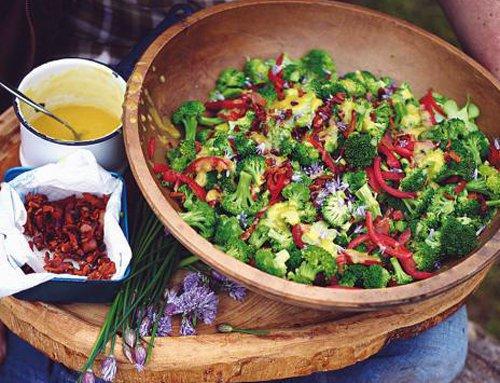 Салат из капусты рецепт для мужчин — Рецепты Джейми Оливера