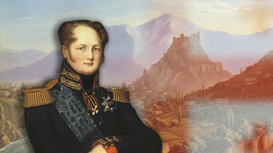 Как 200 лет назад русский царь спас Грузию от полного истребления