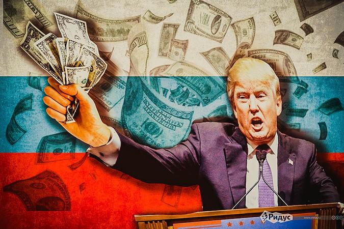 Трамп готов «купить» Россию, чтобы не уступать ее Китаю