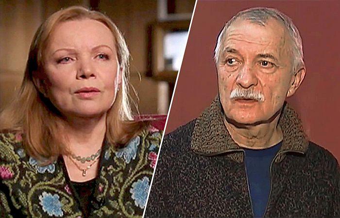 Валентина Теличкина и Владим…