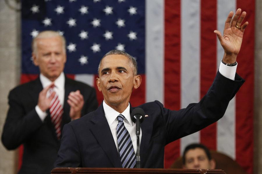 Железный блицкриг Обамы : быль  ;)