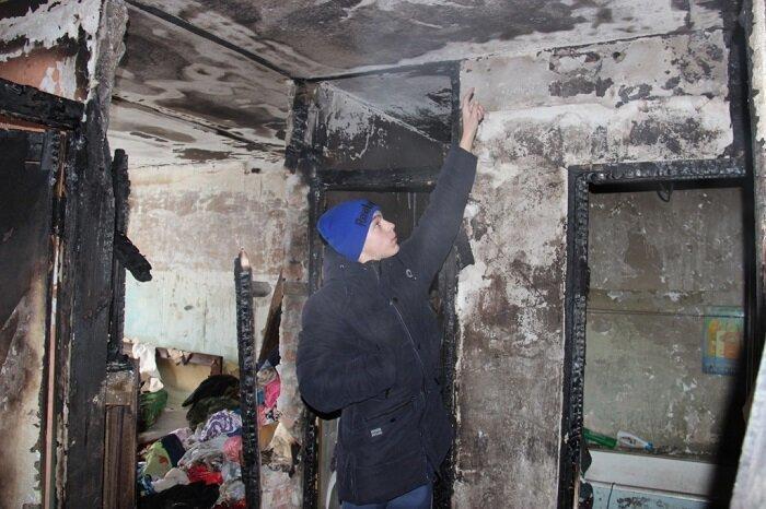 15-летний школьник вытащил из пожара всю семью, а сестру-колясочницу нес на руках