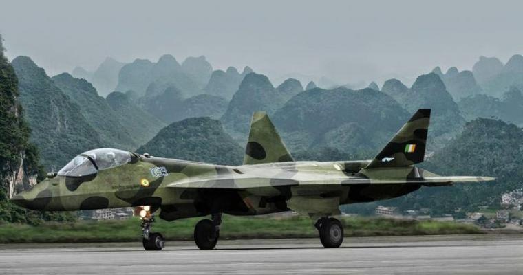 Истребитель Т-50 обошёл фран…