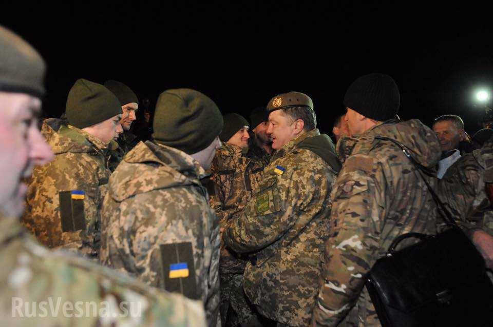 Украина вместо обмена пленны…