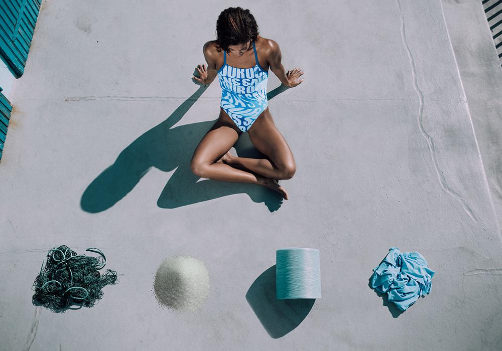 Одежда из океанического мусора - новый тренд