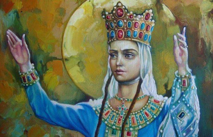 Царица Тамара: Почему ей пришлось воевать с собственным мужем, и как она начала золотой век Грузии