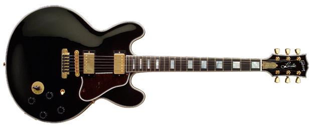 Самые известные в мире гитары и их исполнители