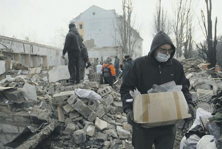 Тяжкий ракетный грех Украины