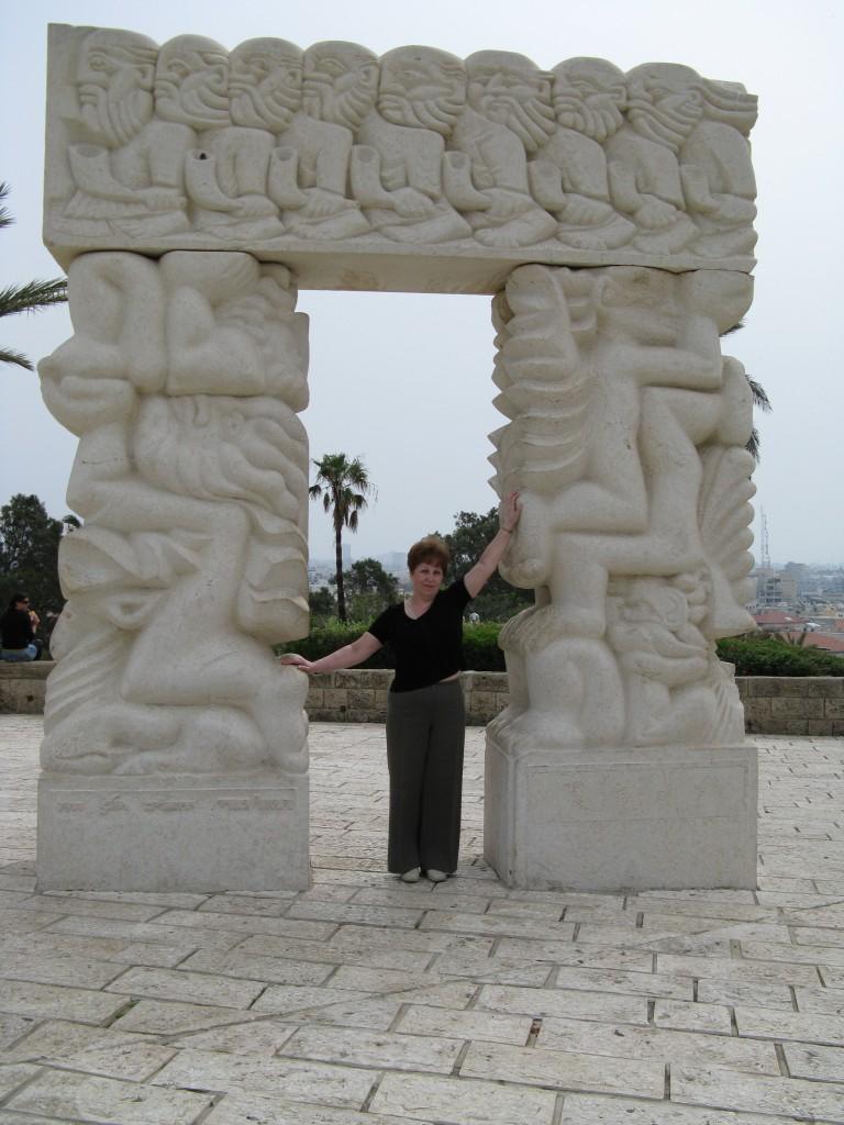 ворота Ангелов в Израиле
