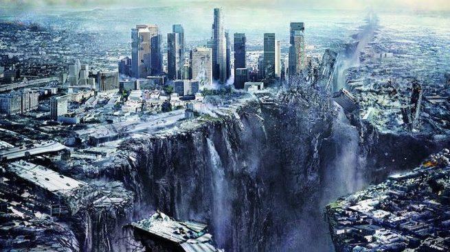 В Калифорнии ждут Мать Всех Землетрясений. Звезды Голливуда тайно покидают Лос-Анджелес.