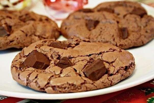 Волшебное шоколадное печенье. Любимая сладость моей семьи!
