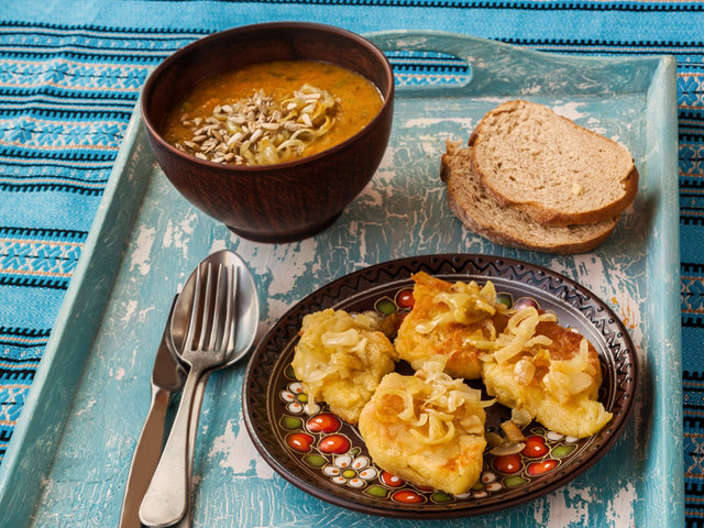 Кулинарное путешествие: обед по-белорусски