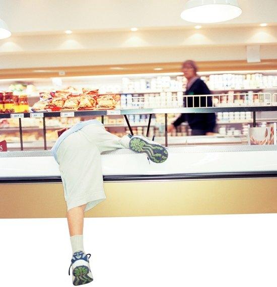 Фото 1 - 5 основных правил посещения магазина с ребенком