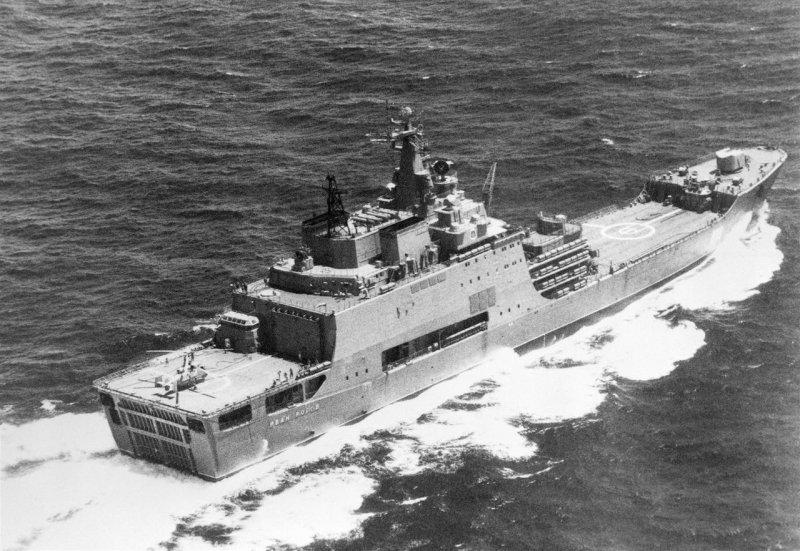 Мог ли ВМФ СССР сражаться в южном полушарии Земли?