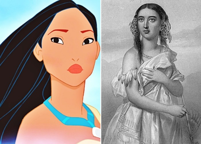 Настоящая история Покахонтас: почему индейская принцесса приняла христианство и уехала в Англию