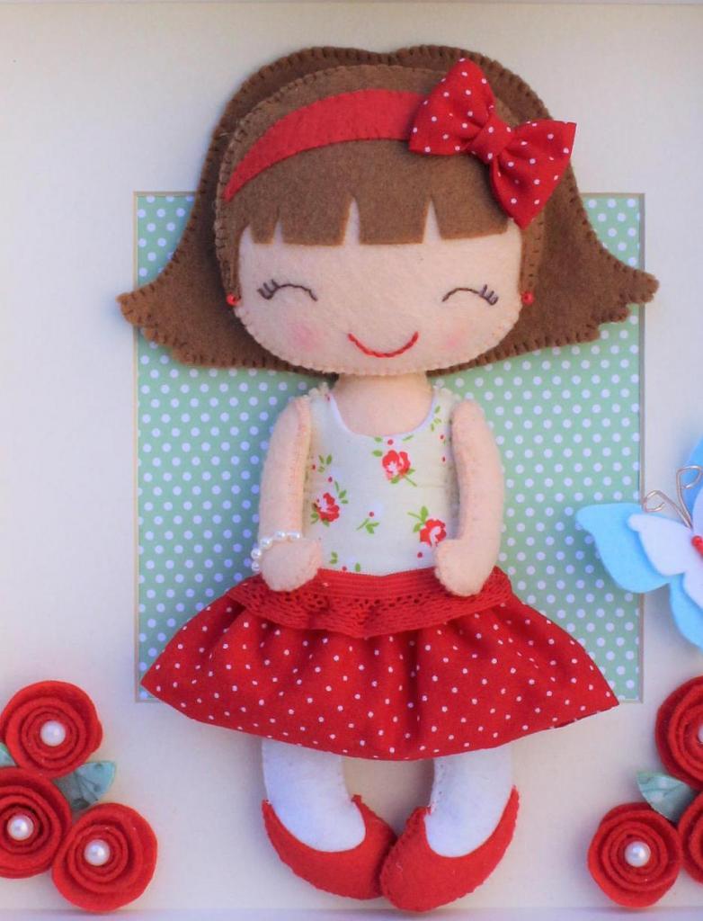 Как сшить тряпичную куклу: выкройки и технология изготовления