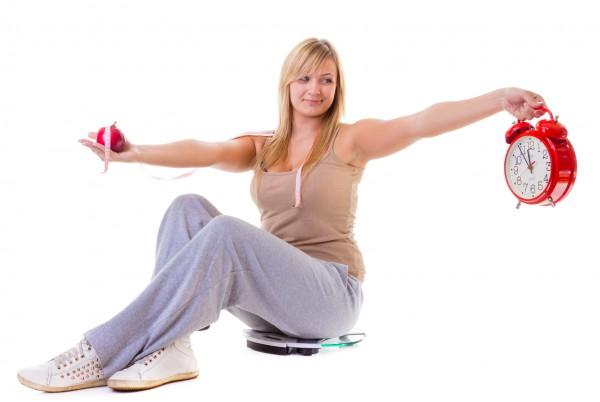 Как быстро похудеть: практич…