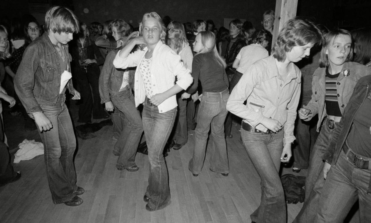 Финляндия, 1975 год.