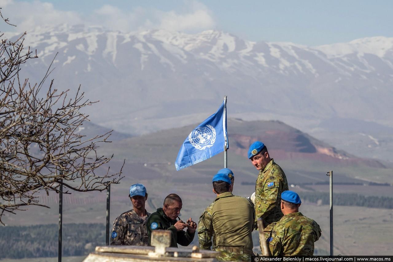 Репортаж с сирийской границы