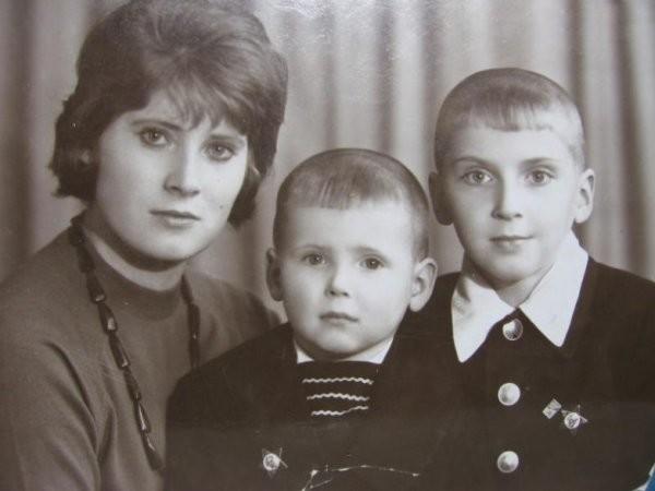 Никита Джигурда ( в центре ) история, редкое, фото
