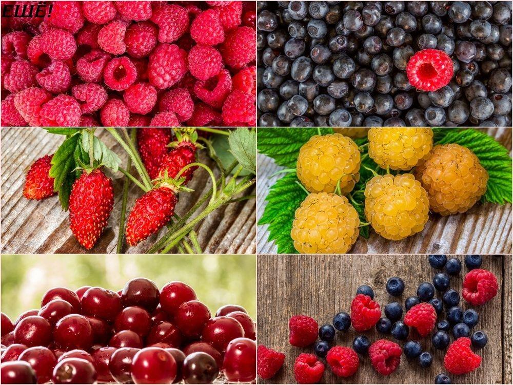 Ваша кожа скажет вам спасибо! Вкусное ягодное питание для лица!