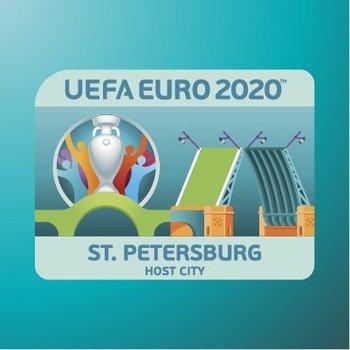 Представлена эмблема Санкт-Петербурга как города-организатора Евро-2020