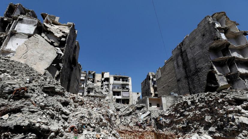 Последние новости Сирии. Сегодня 16 мая 2019