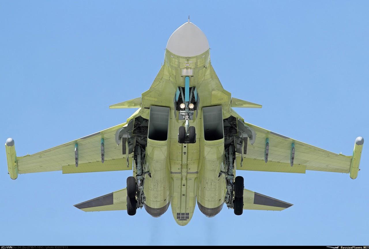 Еще один новый Су-34
