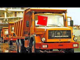 Иномарки в СССР: автомобили из-за «железного занавеса»