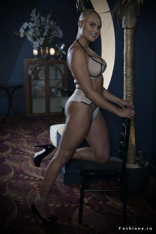 Рекламная кампания нижнего белья The New Sexy