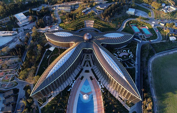 Крымский отель признан лучшим местом для семейного отдыха в  мире
