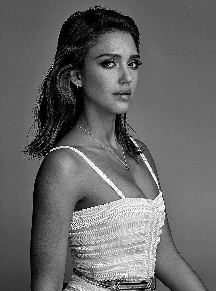 Джессика Альба.  (Лучшее за 2016 )