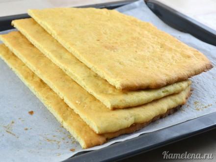 Песочный лимонный пирог — 9 шаг