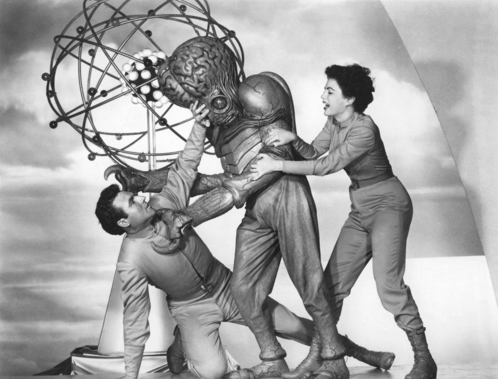 Пришельцы из фильма «Этот остров Земля» хотели спасти свой мир, а в итоге чуть не уничтожили наш