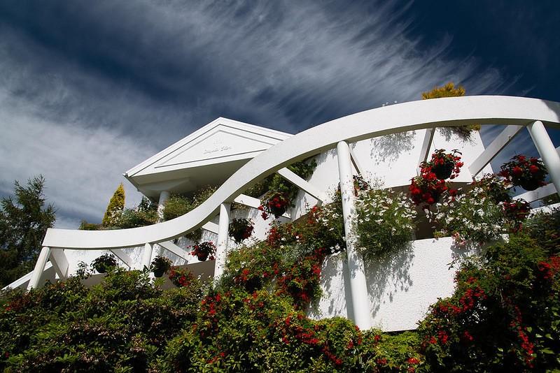 mapleglen12 Восхитительный сад Maple Glen в Новой Зеландии