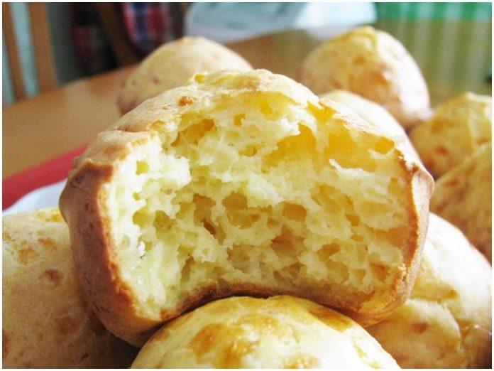 Сырные кексы на кефире «Субботние»