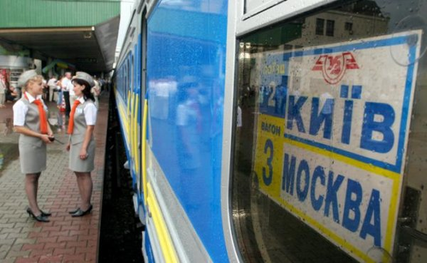 Порошенко пустит поезда на Россию под откос
