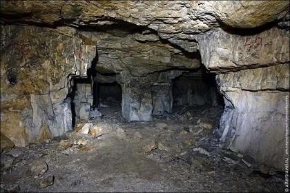 Подземная цивилизация рептоидов