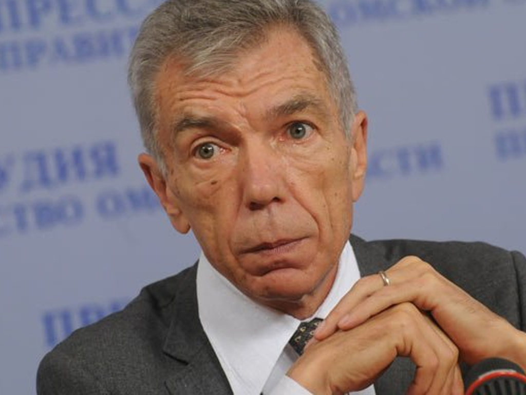 Телеведущий Юрий Николаев сл…